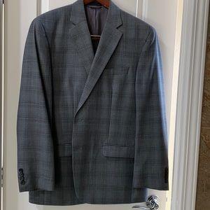 Men's 2 button blazer sports coat